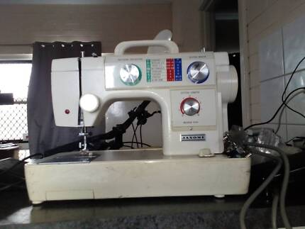 Janome Sewing Machine And Patterns Sewing Machines Gumtree Gorgeous Janome Sewing Machine Spare Parts