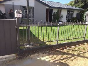 steel tube decorative fence panels and gates Carlisle Victoria Park Area Preview