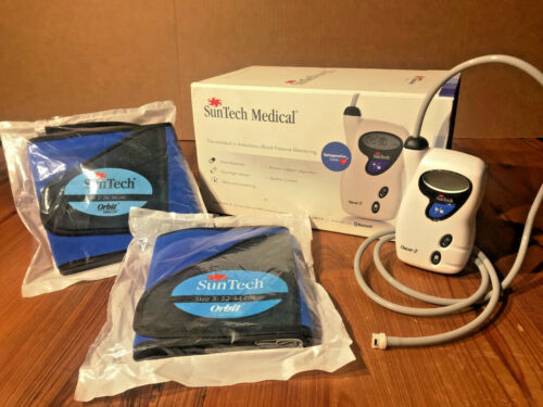 Suntech Medical Oscar 2 Standard Ambulatory Blood Pressure Monitor w Accessories