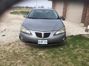 2008 Pontiac Grand Prix $3500 firm Safety + E-tested