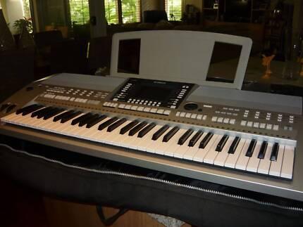 Yamaha PSR-S710 Keyboard - Arranger's Work Station Ormeau Gold Coast North Preview
