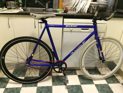 Dickies Fixie limited edition Fixie bike for sale  Call 0 Bondi Junction Eastern Suburbs Preview