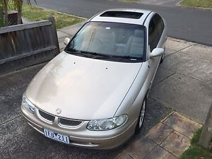 VT 50th Anniversary Calais Leather Supercharged Sunroof Mulgrave Monash Area Preview