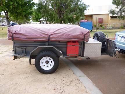 Market Direct Campers Offroad Camper Trailer