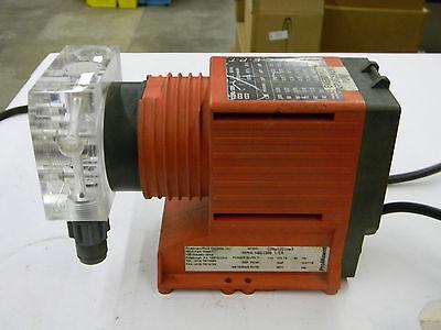 Prominent Fluid Cona 1201ns3 Metering Pump 110vac 791850.1 Pump Head Works D5