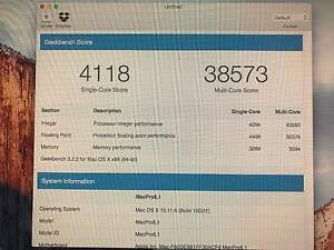Professional Intel i7x Hackintosh. 10 x 3.0GHz, 64GB DDR4 RAM Bayswater North Maroondah Area Preview