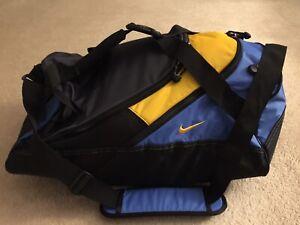 NIKE workout gym bag - NEVER USED