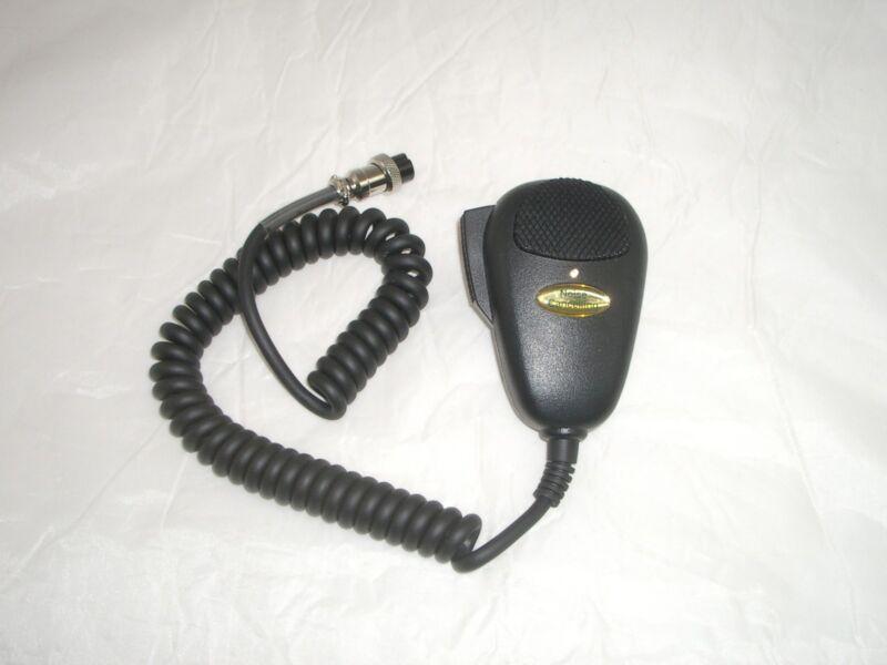 BARJAN DIESEL NOISE CANCELING CB RADIO POWER MICROPHONE 5 PIN FOR COBRA UNIDEN
