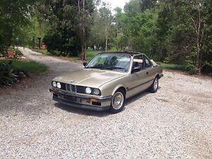 1986 BMW Other Coupe Munruben Logan Area Preview