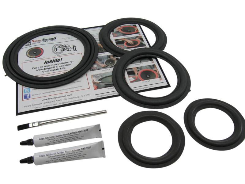 2001-2004 Lexus LS430 Levinson COMPLETE System Speaker Repair Kit FSK-LS430