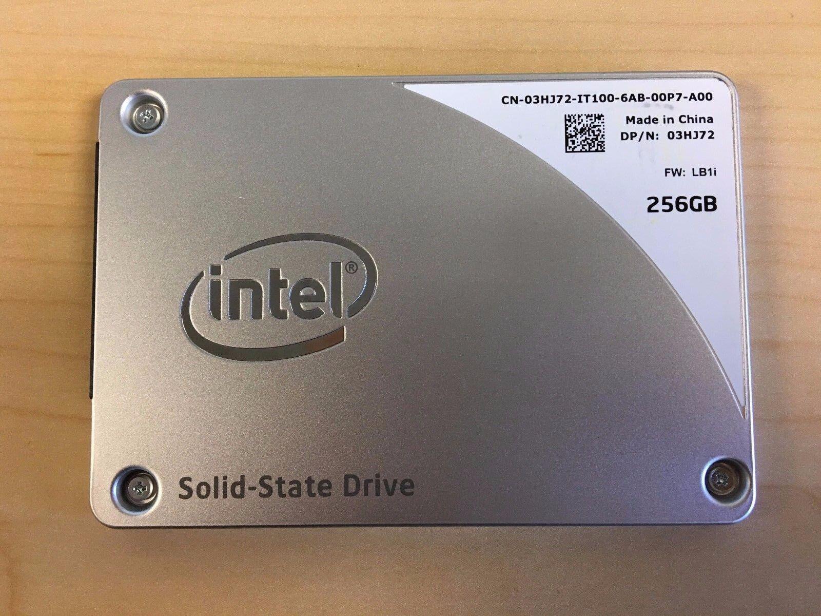 """180GB 2.5/"""" SATA III 6Gbps Intel SSD Pro 2500 Series SSDSC2BF180A5L Solid State"""