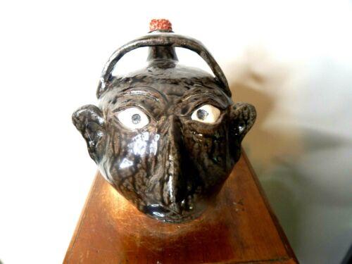 wayne hewell face jug 8.5