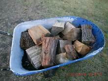 FIREWOOD weelbarrow load $15 Neath Cessnock Area Preview