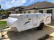 2016 Jayco Flamingo Touring Poptop Camper Wanneroo Area Preview