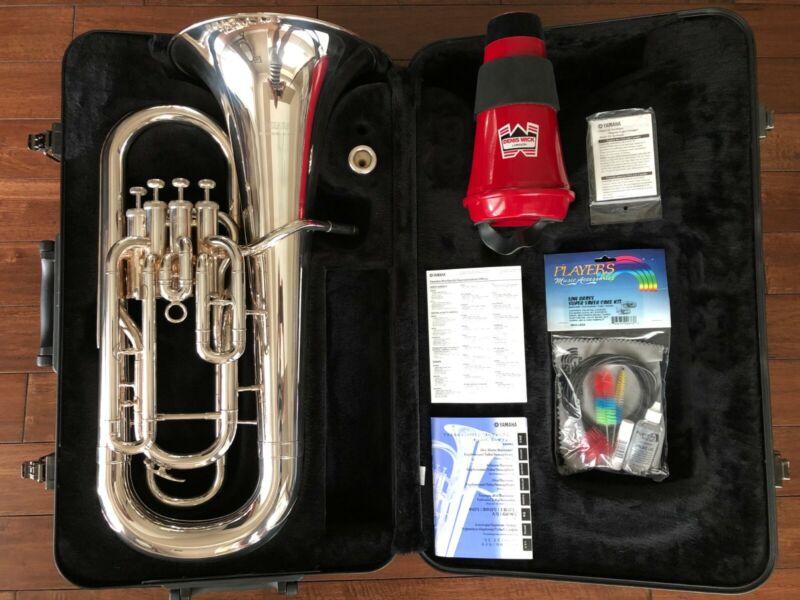 Yamaha YEP-321S Euphonium (mute has been sold separately)