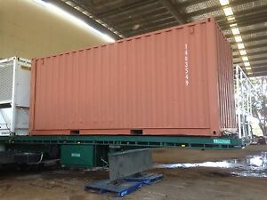 Shipping Container 20 ft Rockhampton Rockhampton City Preview