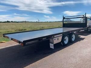 Car Trailer, Tipper & Flat beds from $50 p/w custom made in townsville Garbutt Townsville City Preview