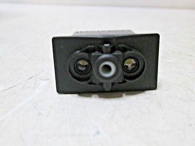Carling V1d2 Lighted Marine Rocker Switch Body 20a 12v V1d2 01-890 Momentary New