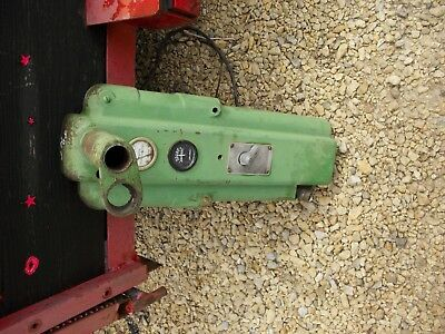 John Deere Mt Jd Tractor Dash Panel Steering Shaft Support Holder Mount W Tag