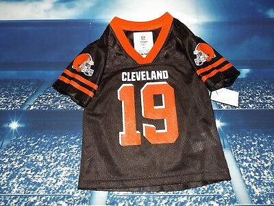 Cleveland Browns NFL Jersey, Infant Size 12  Months, BRAND NEW