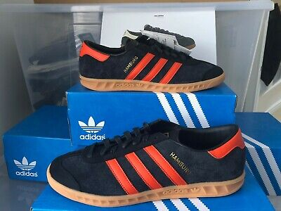 Adidas Hamburg Brussels size uk 9 brand new in box 2014