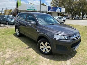 2014 HOLDEN CAPTIVA 7 LS (FWD)  WAGON 2.4L  AUTO - 7 SEATER Kenwick Gosnells Area Preview