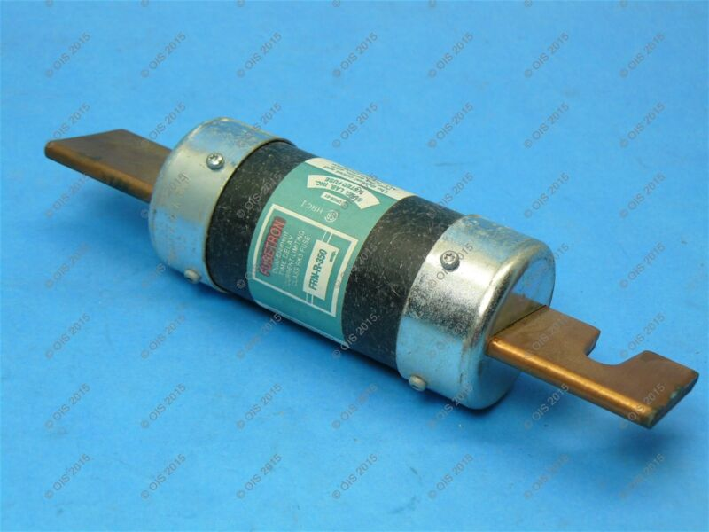 Bussmann FRN-R-350 Time-delay Fuse Class RK5 350 Amps 250 VAC/DC New