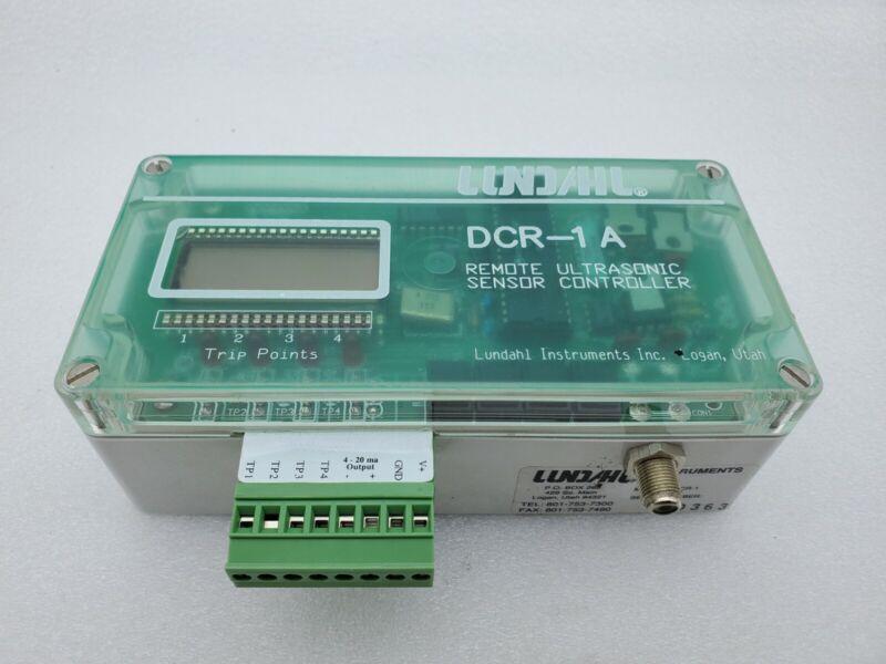 Lundahl DCR-1A Remote Ultrasonic Sensor Controller (No Cord)