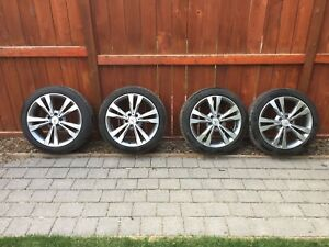 C400 Winter Tires and Rims