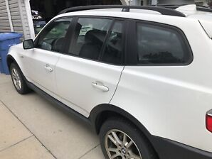 2005 BMW X3 AWD  Great for Winter and daily commute - reduced!