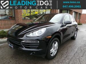 2012 Porsche Cayenne Navigation, Reverse Camera, Heated and V...