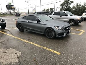 2018 C43 Lease Takeover Available - $1260/month, $2500 incentive