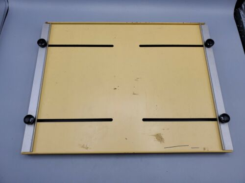"Saunders 11"" x 14"" Adjustable Enlarging Easel Borderless / Darkroom Photography"