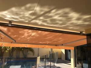 Electric Retractable Outdoor Awning Building Materials Gumtree
