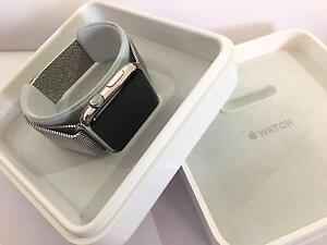 Apple Watch Series 1 42mm Stainless Steel Wallsend Newcastle Area Preview