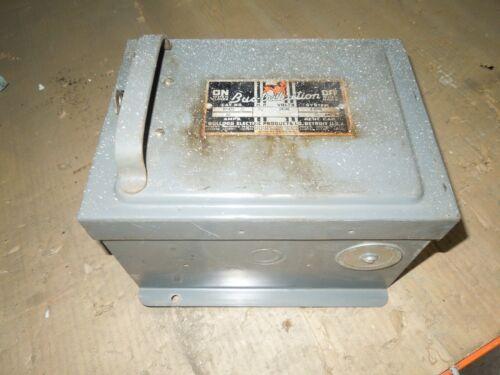 Bulldog Bp422 60a 3ph 4w 240v Ac Fusible Cover Operated Bus Plug Used E-ok