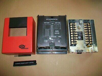 Fireye Eb-700 Flame Monitor W Ep170 Programmer Euvs4 Flame Amplifier