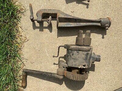 Bead Edge Roller Crimper Tinsmith Sheet Metal Niagara R-1102