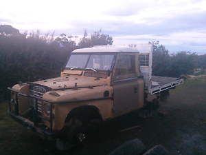 Land rover series 3 Kellevie Sorell Area Preview