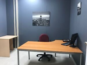 BEST PRICED OFFICE SPACE IN CALGARY: LETEAM ALL-INCLUSIVE-$675