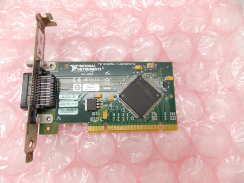 National Instruments PCI-GPIB IEEE 488.2 Interface Adapter Card 188513E-01L