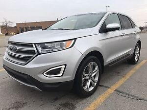 2017 FORD EDGE TITANIUM SUPREME AUTOMOTIVE