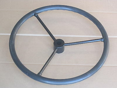 Steering Wheel For Cockshutt 20 Deluxe 30 35 Black Hawk 40 50 540 550 560 570