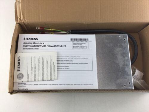 BRAND NEW SIEMENS 6SL3201-0BE12-0AA0 BRAKING RESISTOR PM240 MICROMASTER 420