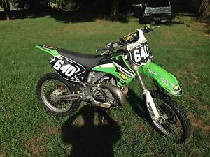 2005  kawasaki 250 Crookwell Upper Lachlan Preview