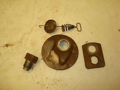 Ford 801 Tractor Power Steering Pump Filter Hardware 800