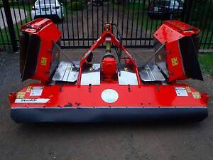 Howard Trimax Stealth 340 Winged Finishing Mower/Slasher Austral Liverpool Area Preview