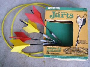 *WANTED* Old Style Lawn Darts