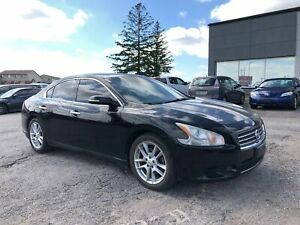 2011 Nissan Maxima 3.5 SV/LEATHER/MOONROOF