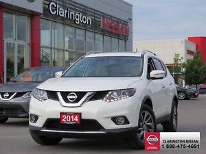 2014 Nissan Rogue SL 14,799 km  Make us an Offer!